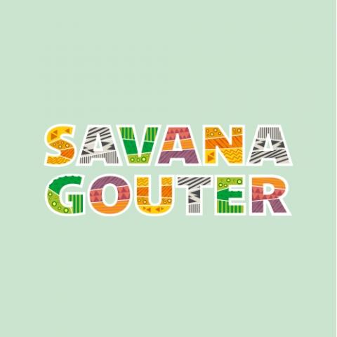 savana gouter logo stand2