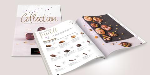 Catalogue Bonbons de chocolat 2016
