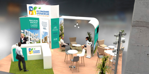 stand economie energie home