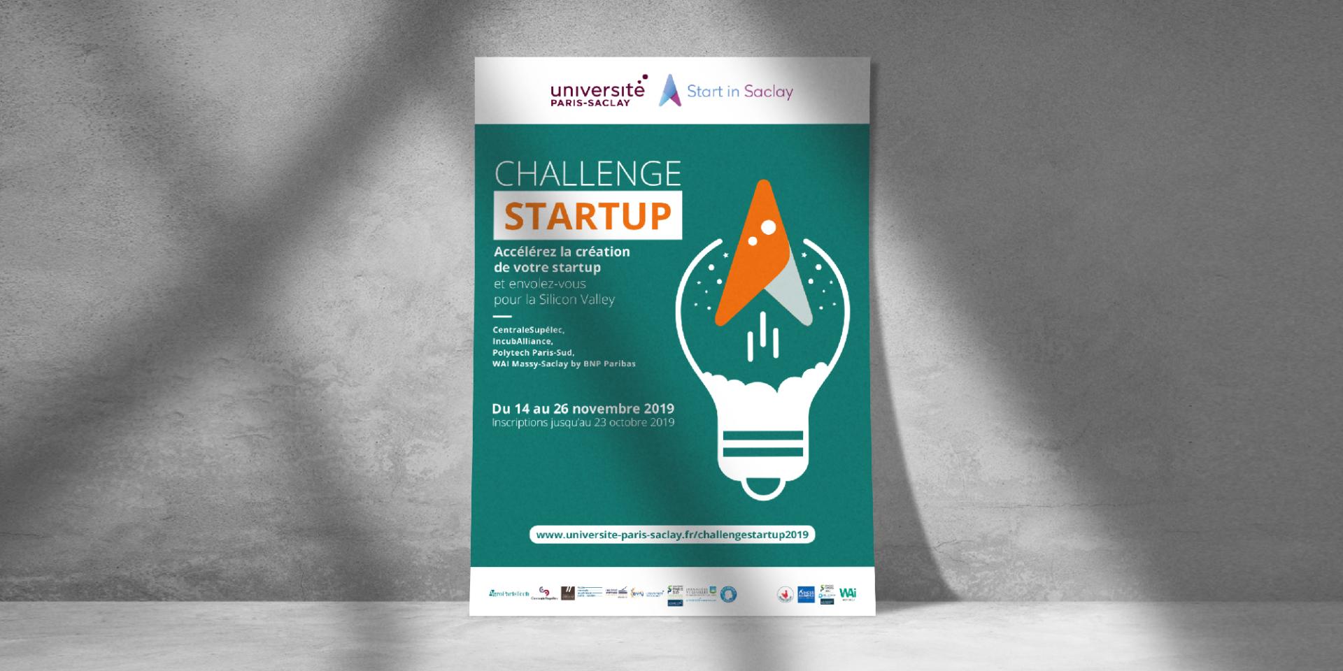 Challenge start-up
